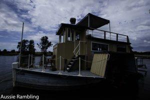 House Boat on Lake Mulwala