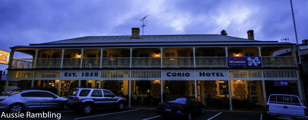 Corio Hotel, Goolwa, SA
