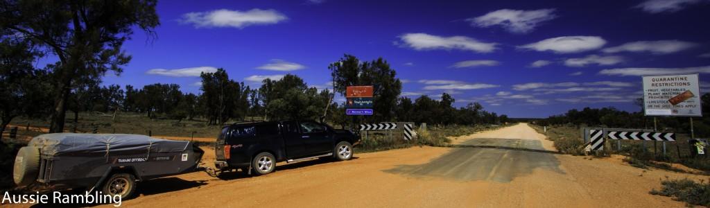 NSW/SA Border