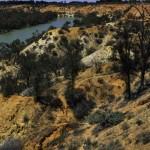 Cliffs along the Murray, Paringa, SA