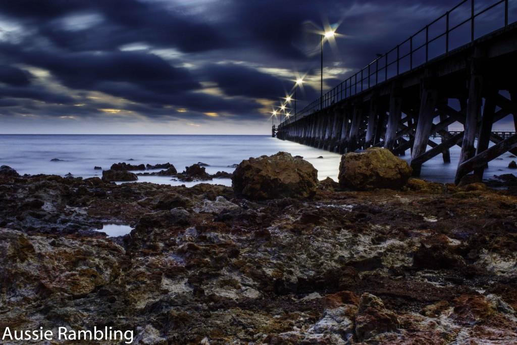 Moonta Pier, Moonta, SA