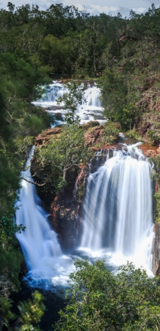Florence Falls, Litchfield National Park, Northern Territory, Monsoons, Waterfalls