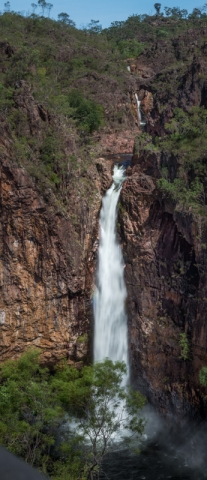 Waterfall, Tolmer Falls, Litchfield National Park, Northern Territory